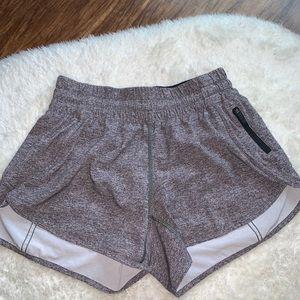 "Lululemon Tracker Short V 4"" shorts"
